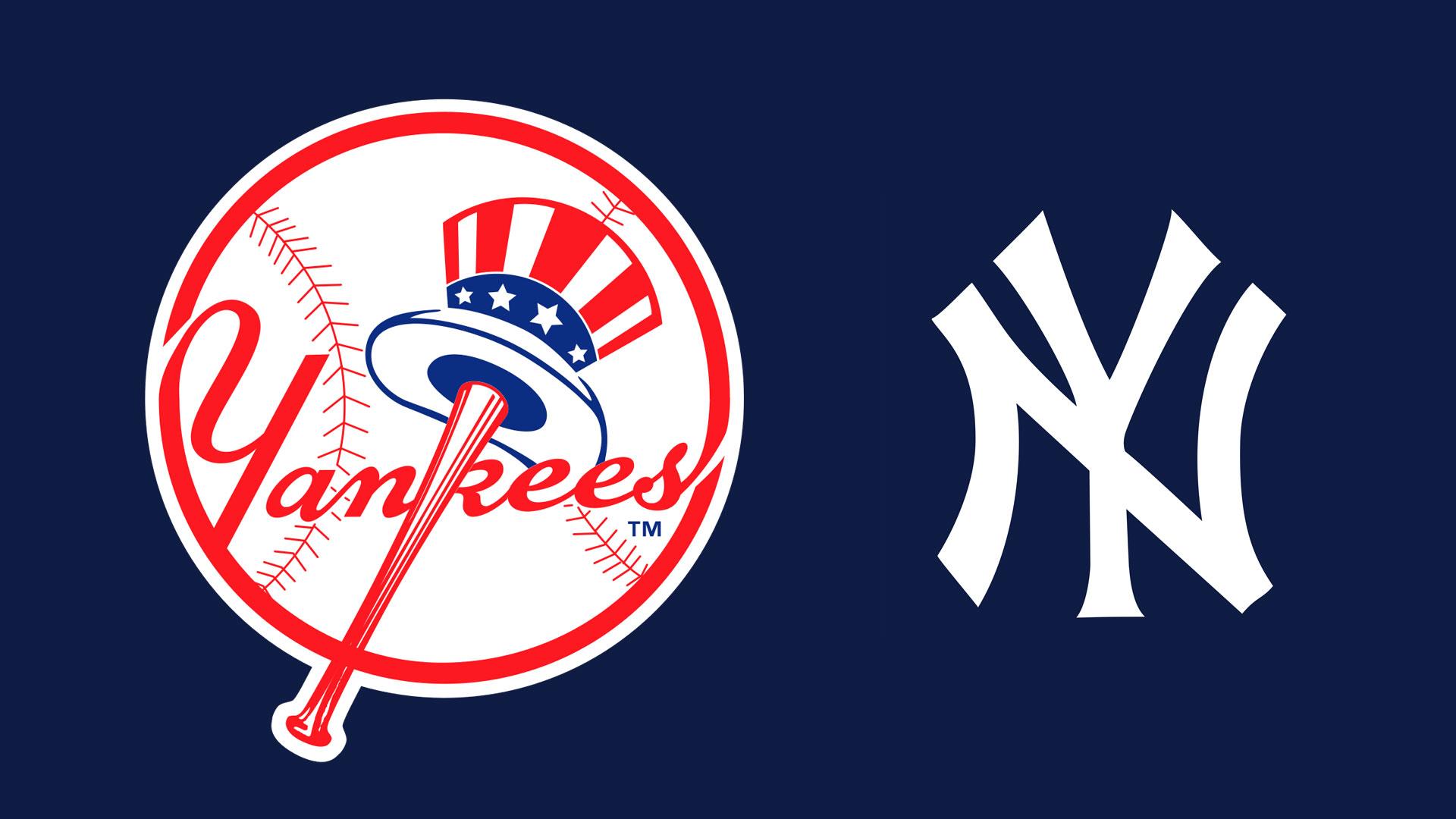67 Ny Yankees Logo Wallpaper On Wallpapersafari
