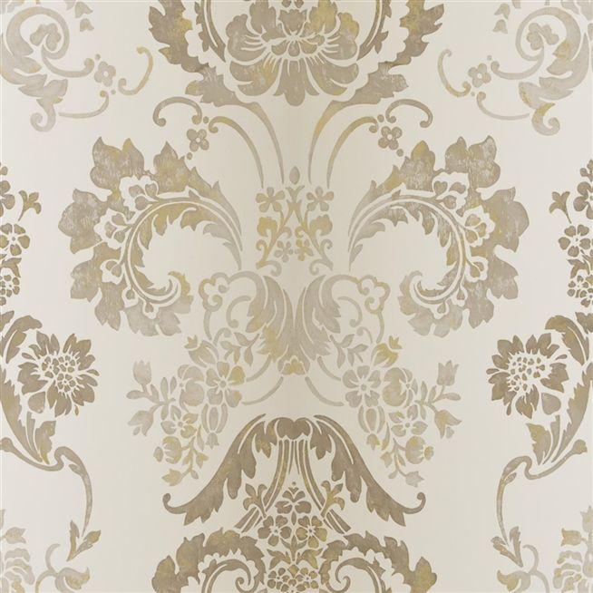 kashgar   linen wallpaper Designers Guild 654x654