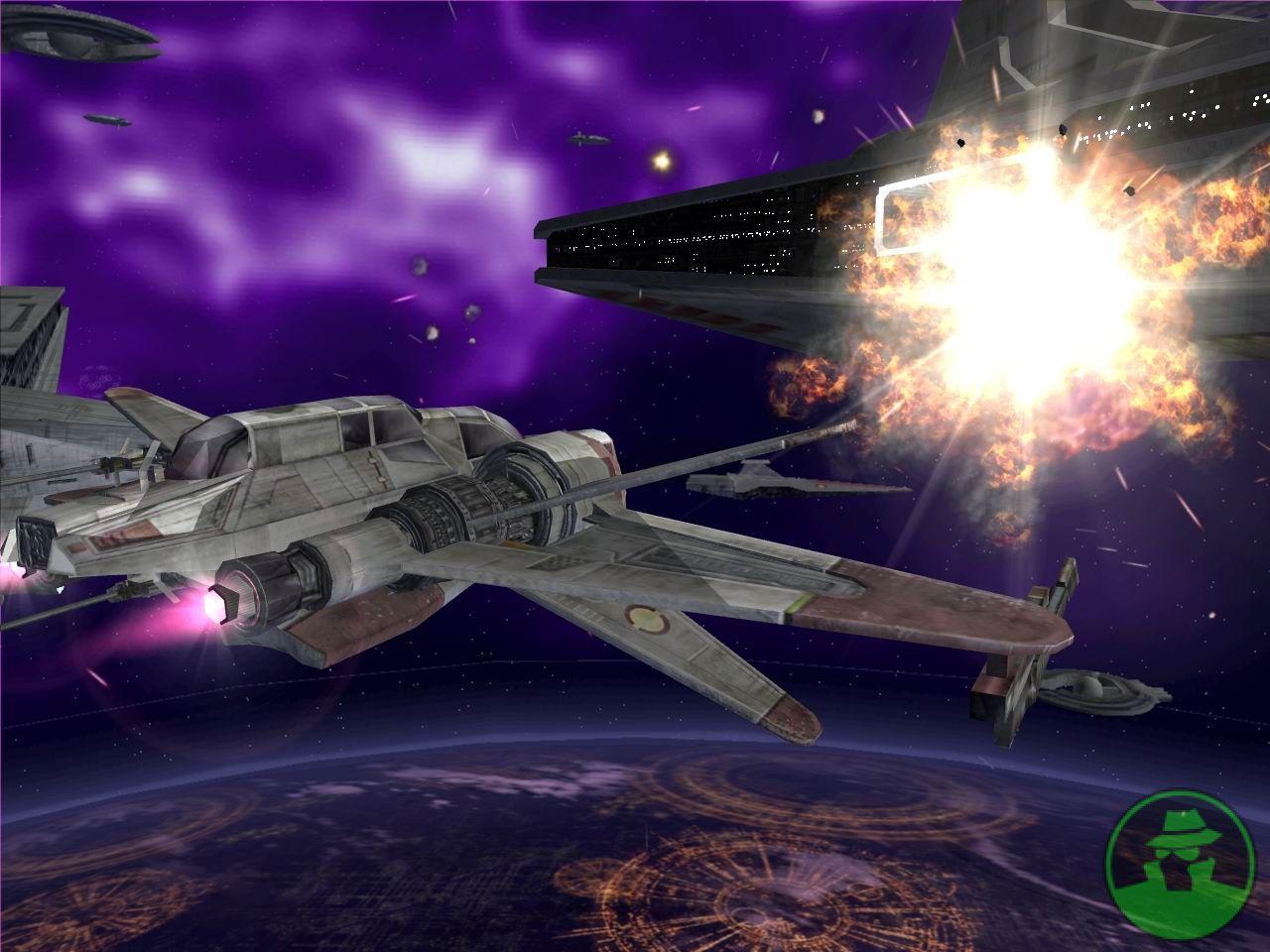 Star Wars Battlefront 2 Background: Star Wars Battlefront 2 Wallpaper
