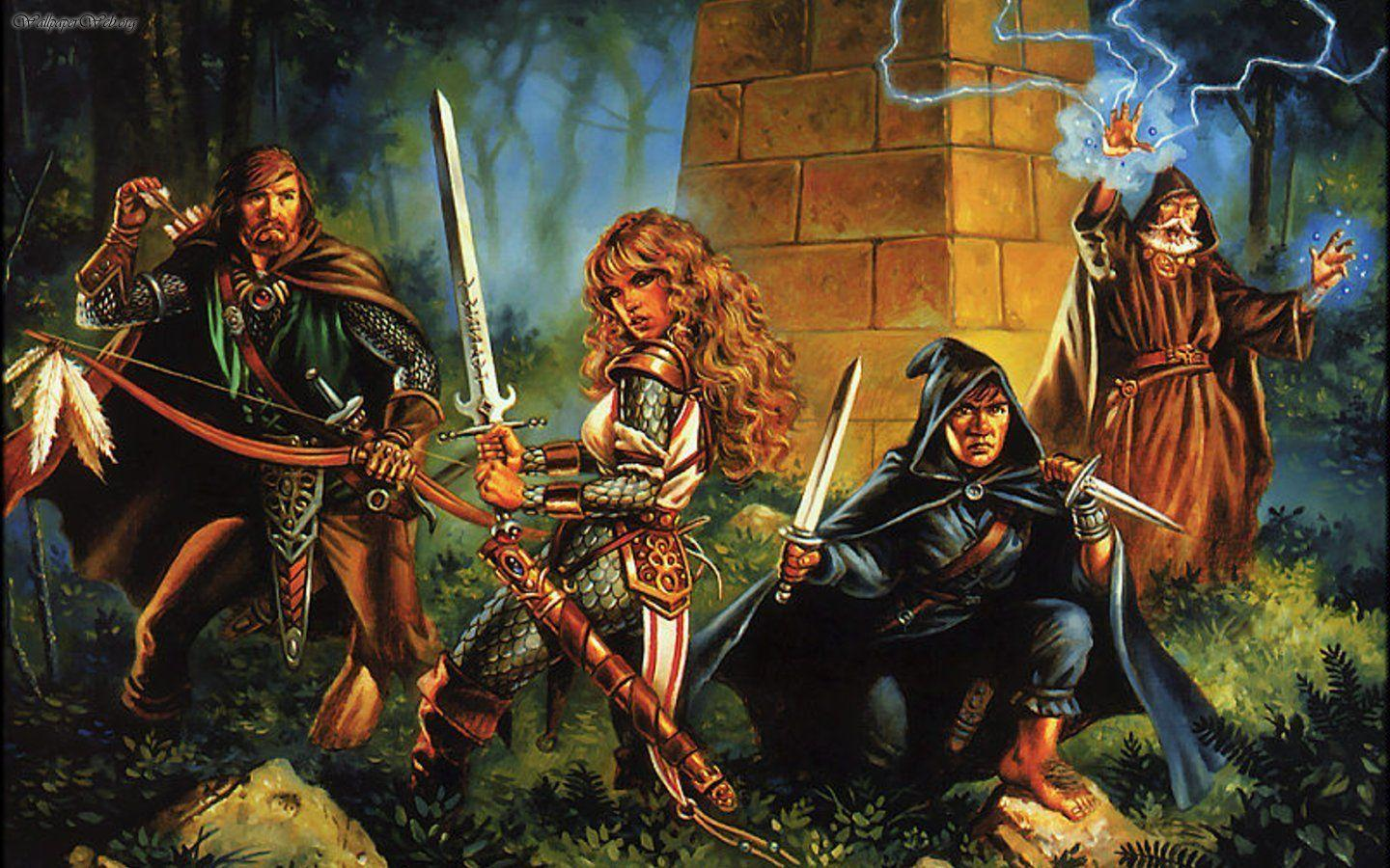 Dragonlance Wallpapers 1440x900