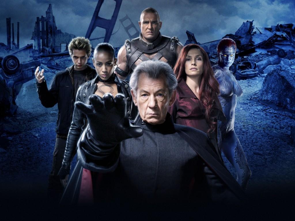 X Men   X Men films Wallpaper 28885643 1024x768