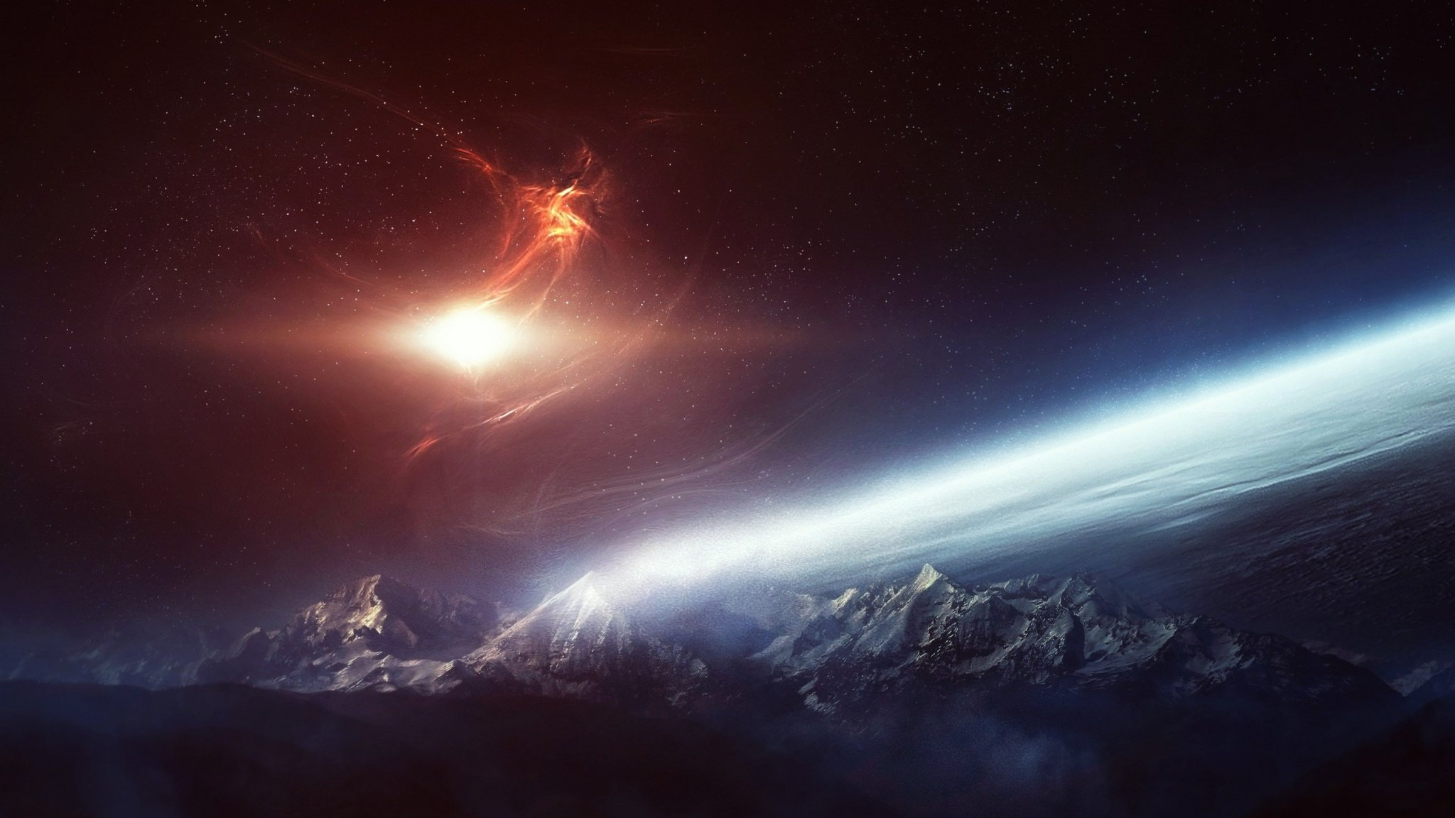 Outer Space 2048 x 1152 Download Close 2048x1152