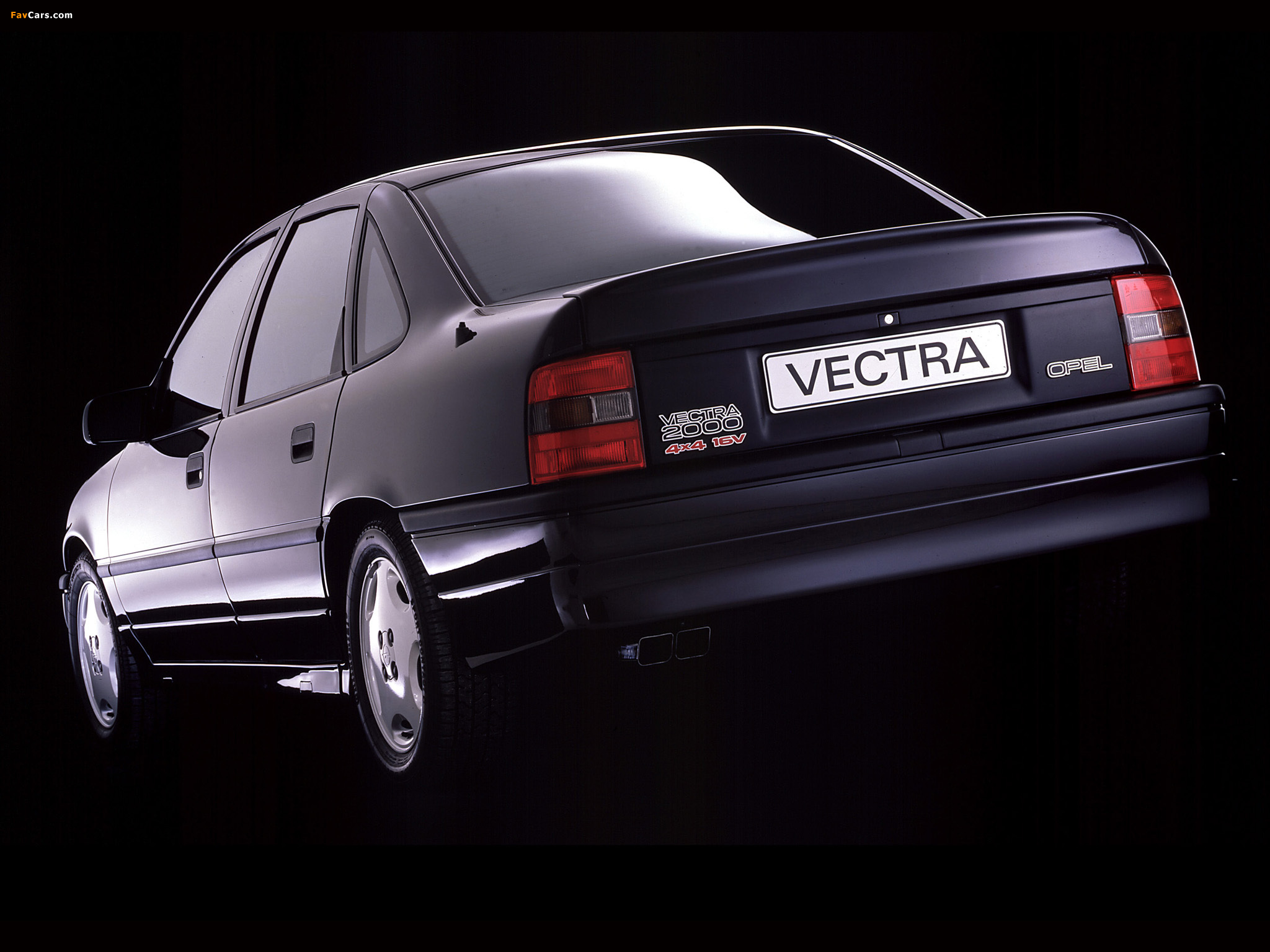Images of Opel Vectra 2000 A 198992 2048x1536