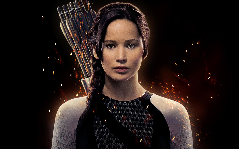 Jennifer Lawrence as Katniss 4150013 2880x1800 All For Desktop 2880x1800