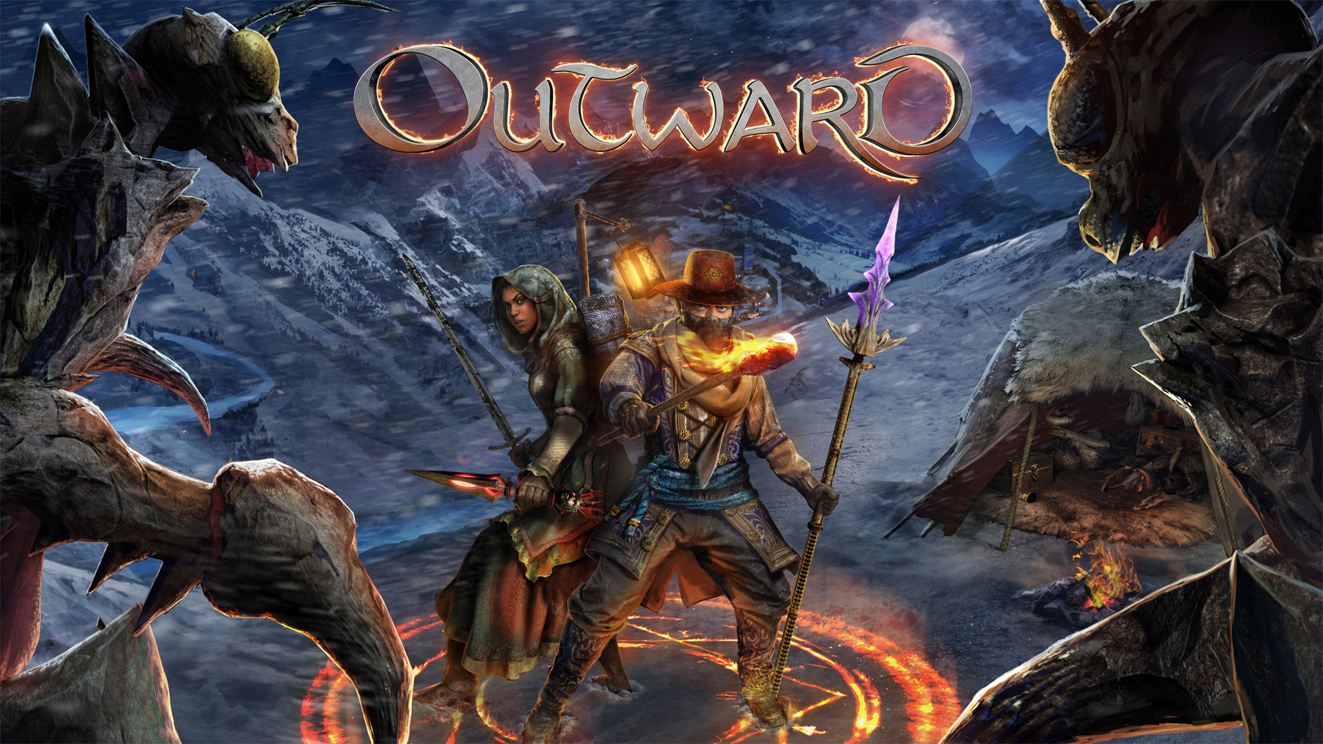 Games heroes Wallpaper from Outward gamepressurecom 1920x1080