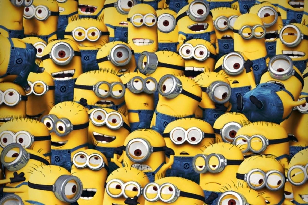 funny minions Wallpaper HD Funny 34 Cartoon 1198x797