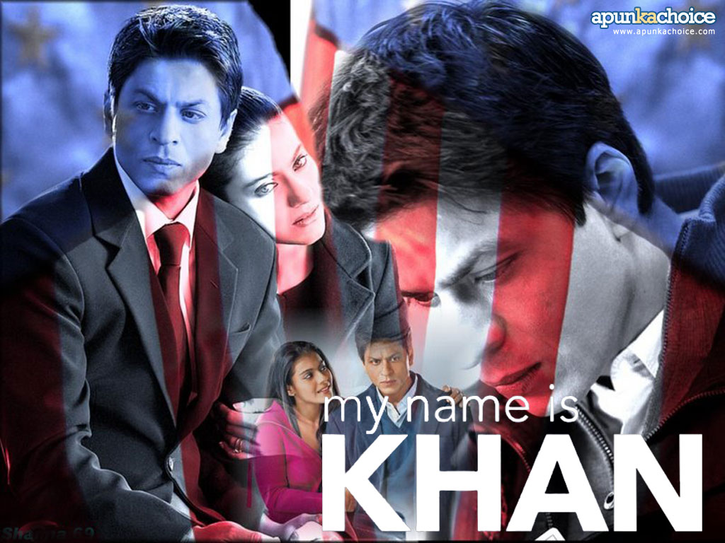 HD Desktop Wallpaper my name is khan background 1024x768