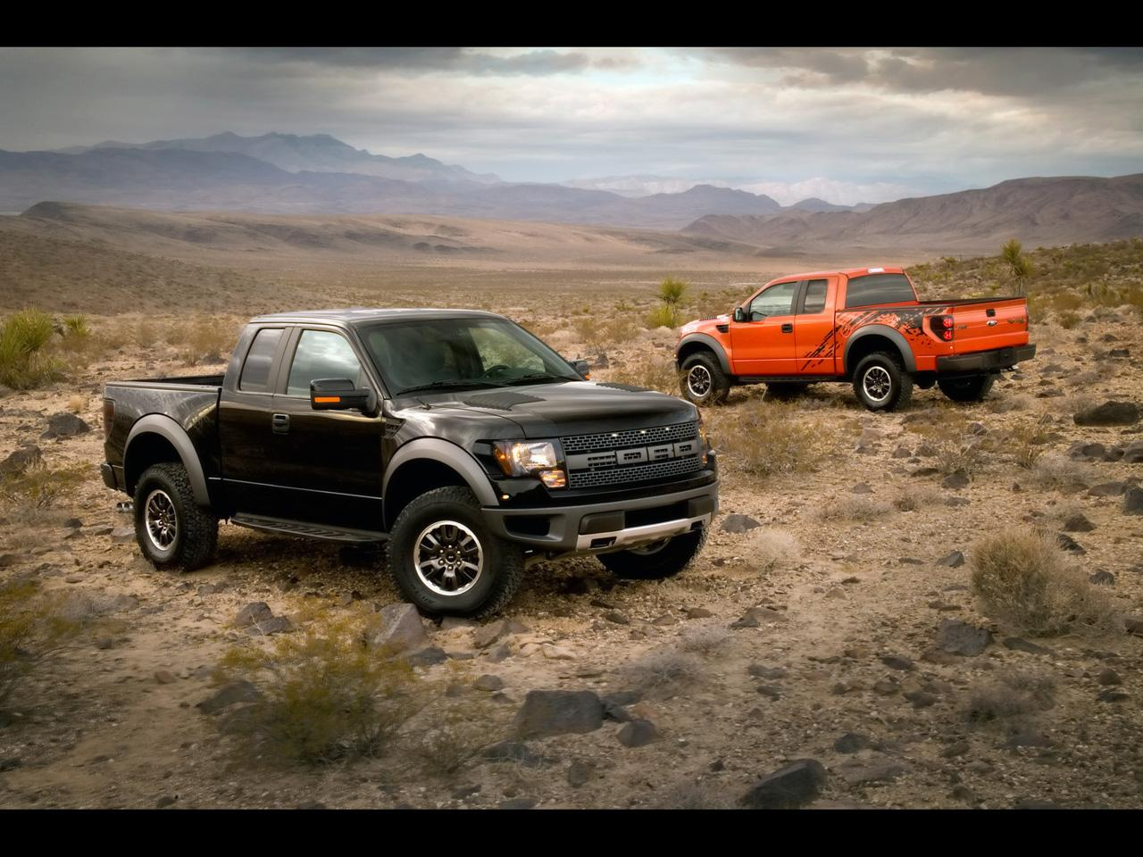 2010 Ford Raptor Svt 4871 Hd Wallpapers in Cars   Imagescicom 1280x960