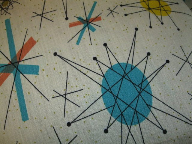 44 Retro Atomic Wallpaper On Wallpapersafari