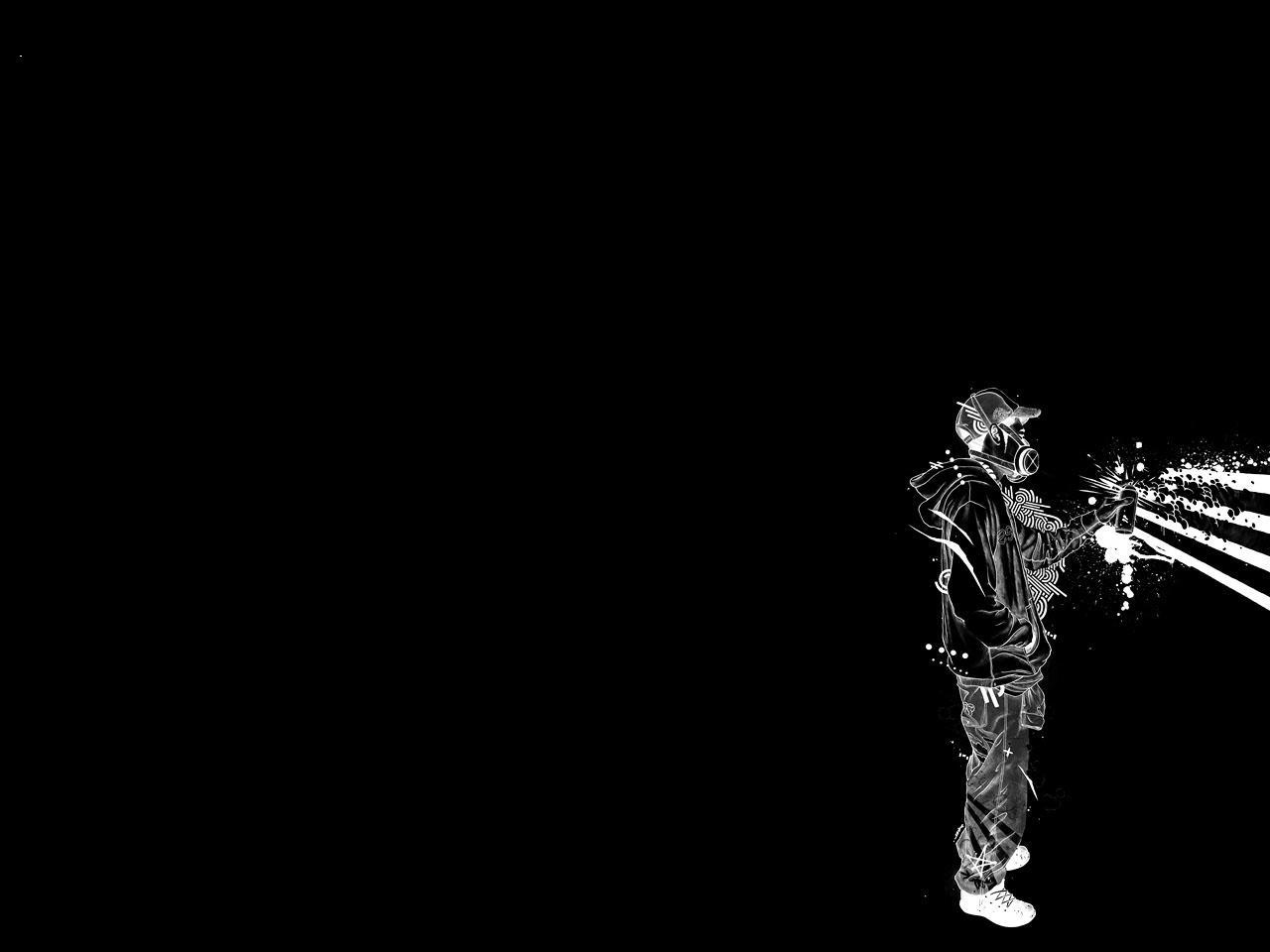Hd Black And White Wallpaper - WallpaperSafari