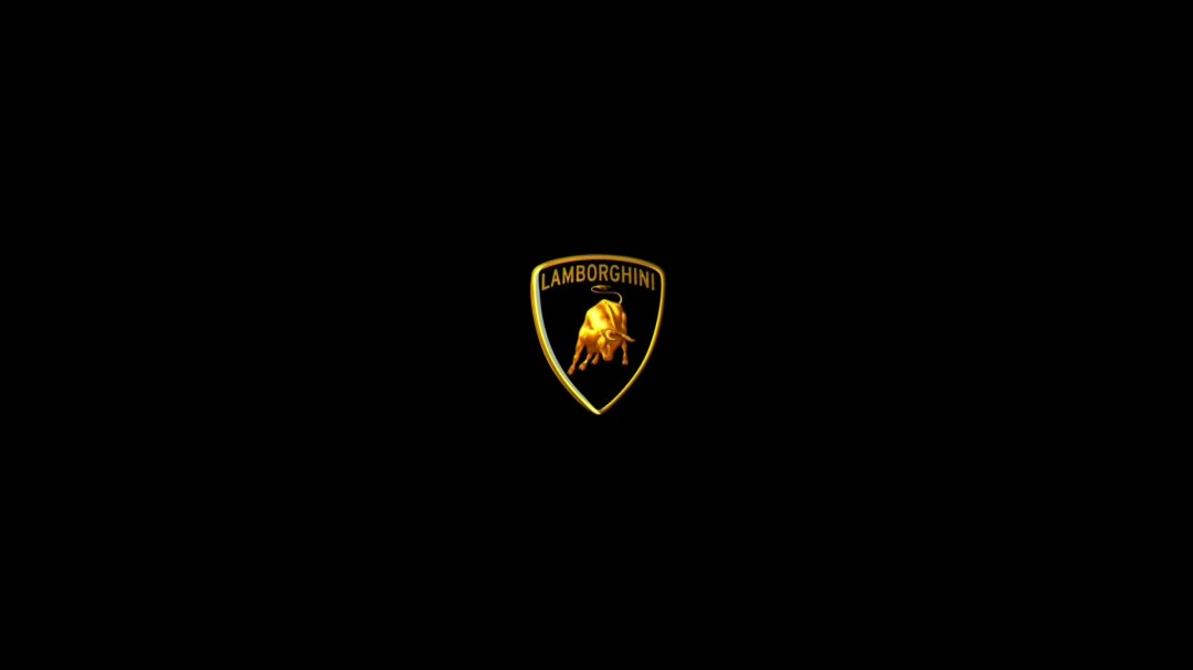 Lamborghini Car Logo Background HD Wallpaper Cars Background 1080x607