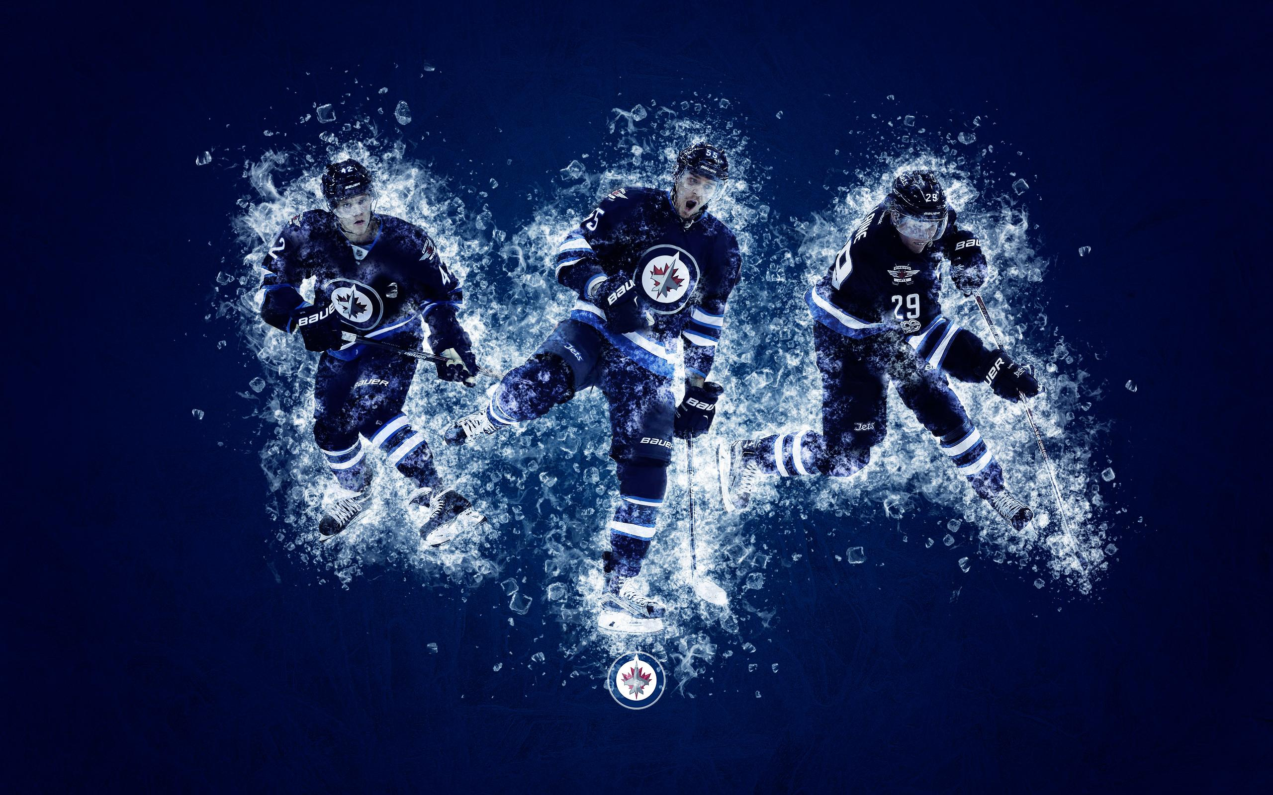 Winnipeg Jets Wallpaper 9   2560 X 1600 stmednet 2560x1600