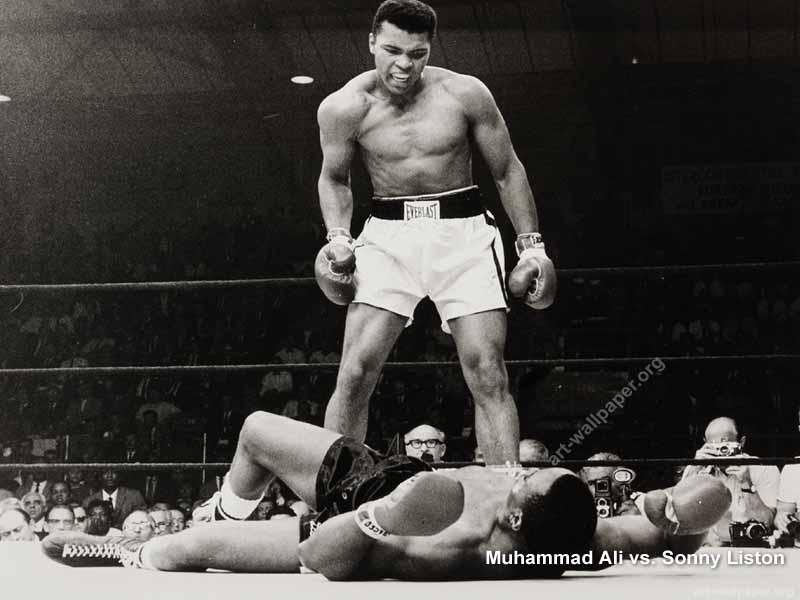 HD Muhammad Ali Wallpaper