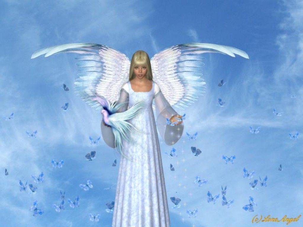 Angels Wallpaper Angel Backgrounds Twitter 1024x768