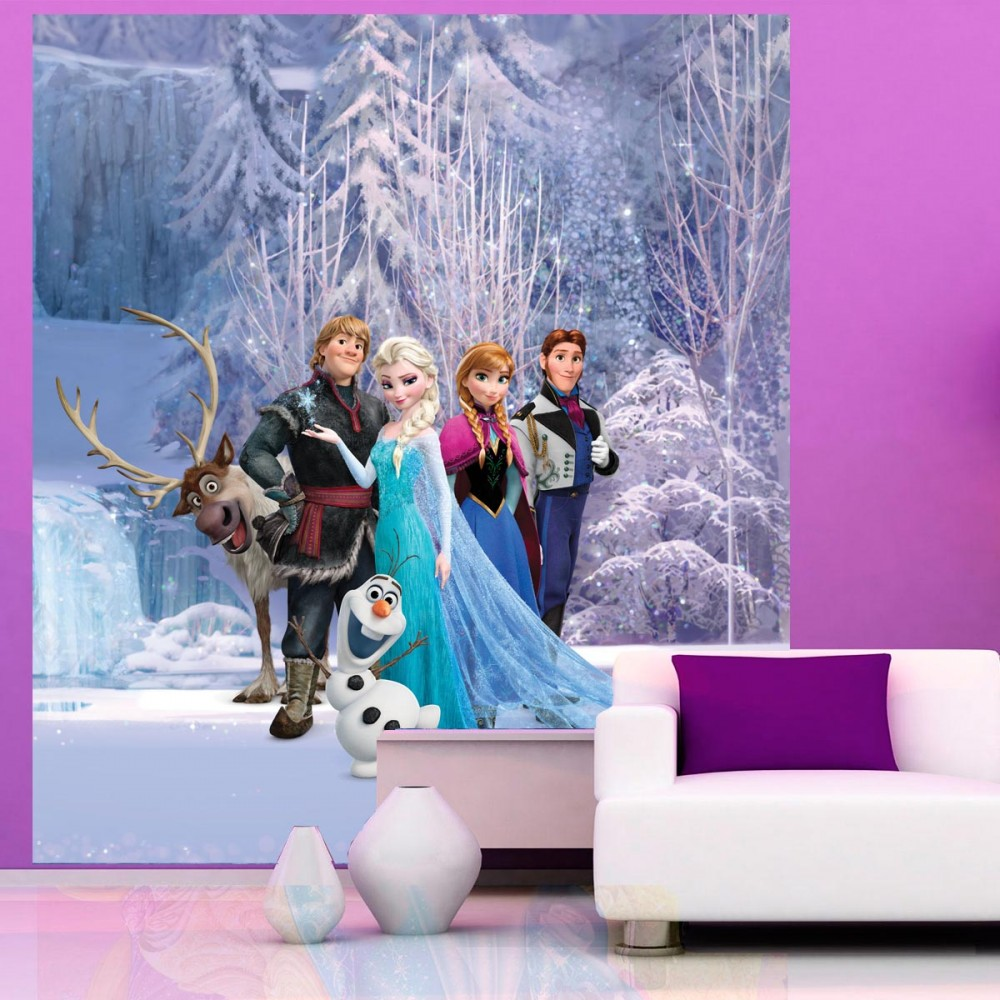 Disney Frozen Wallpaper XL Great KidsBedrooms the children bedroom 1000x1000