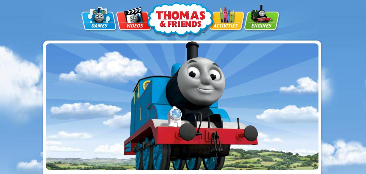 thomas and friends desktop wallpaper 1263x601
