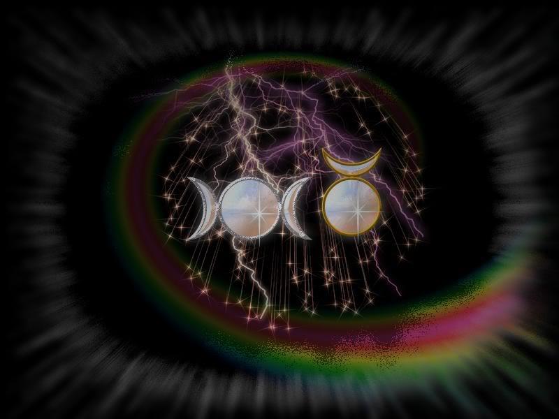 Mystical Moon Wallpaper Wiccan Mystical Moons 800x600