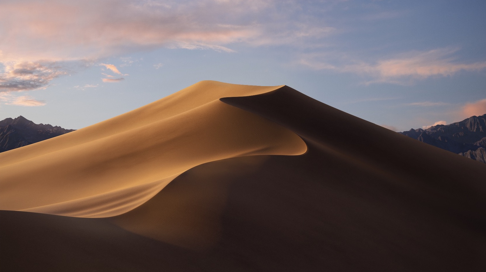 Grab the 2 Default macOS Mojave Wallpapers OSXDaily 1669x935