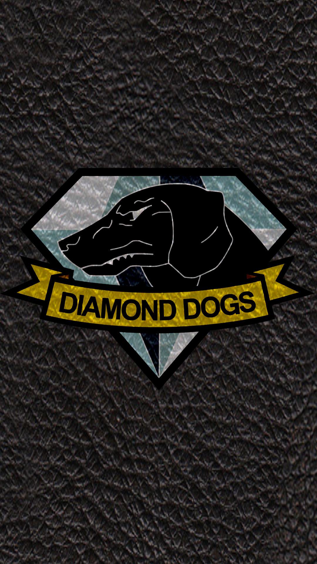 Metal Gear Solid 5 Diamond Dogs 1080x1920