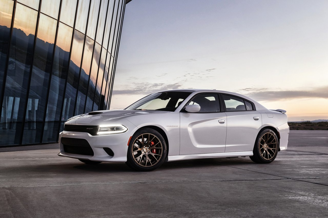 2015 Dodge Charger SRT Hellcat HD Wallpaper picture size 1280x853 1280x853