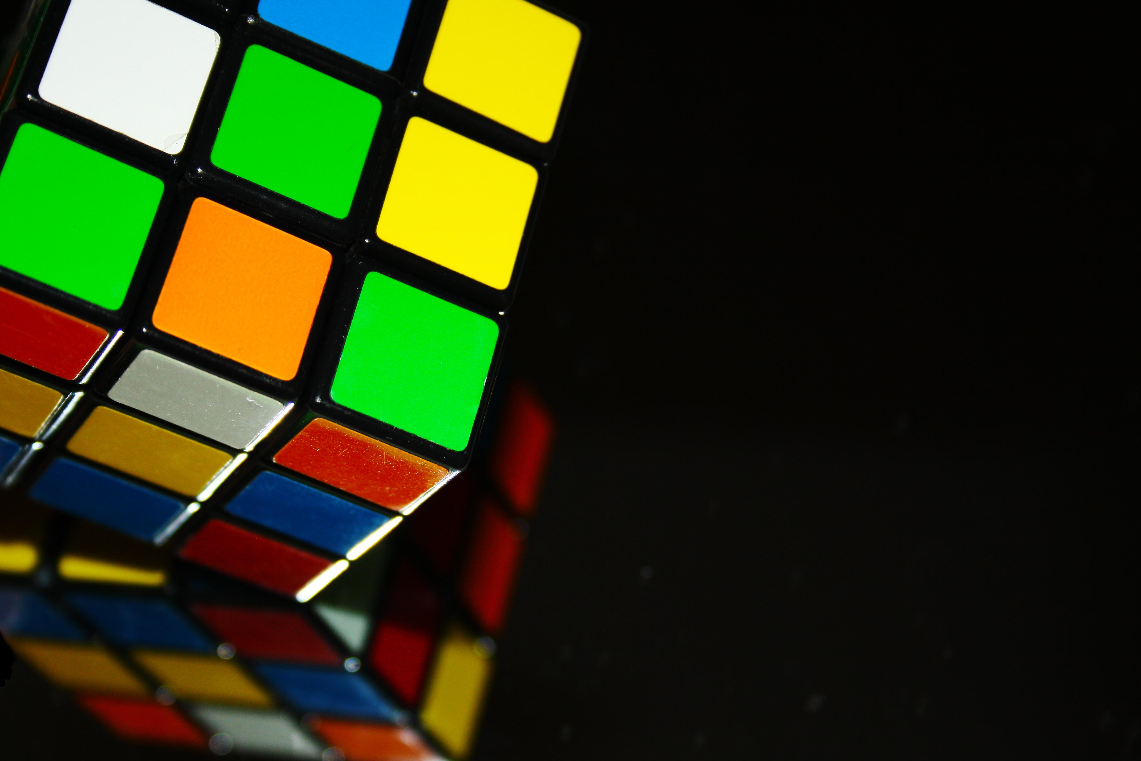 Rubik Cube by Travasata 3888x2592
