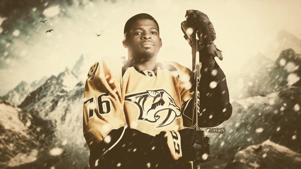 PK Subban Wallpaper by icgrfx 1024x576