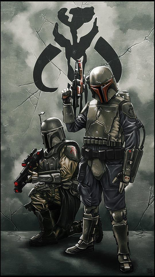 Boba Fett tattoo idea in the background Robert party ideas 540x960