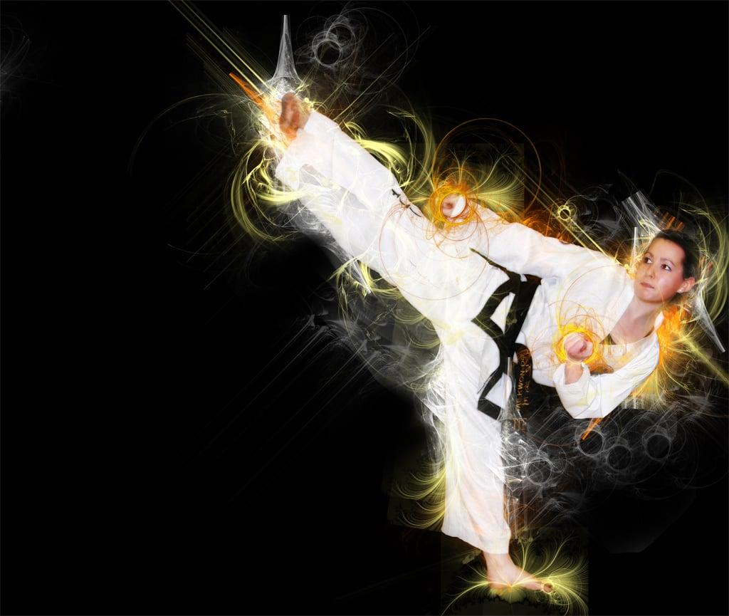 Taekwondo Desktop Wallpaper 1024x865