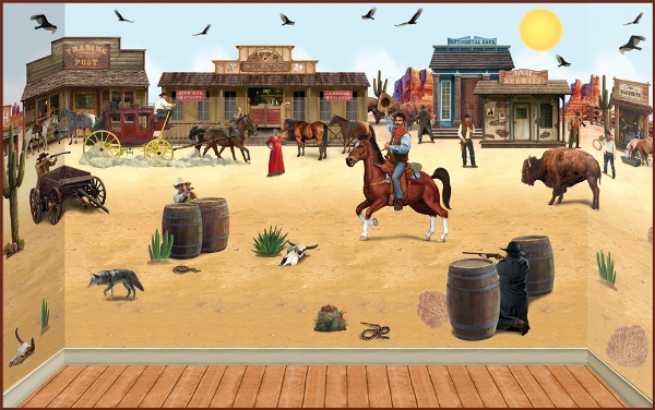 Wild West Insta Theme Western Backgrounds Backdrops Props 600x376
