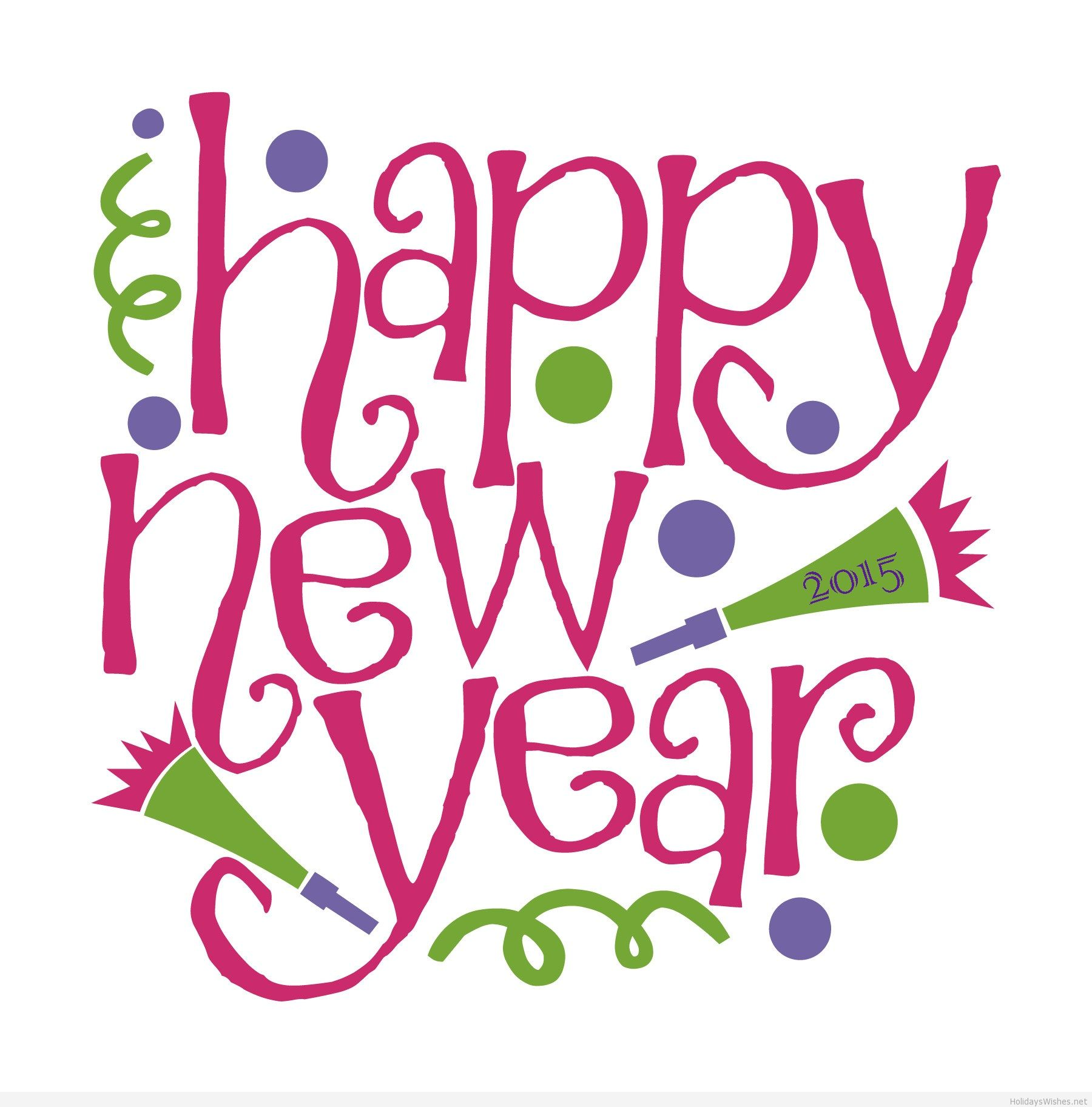 Happy New Year Cartoon Images Download Clip Art 1800x1825