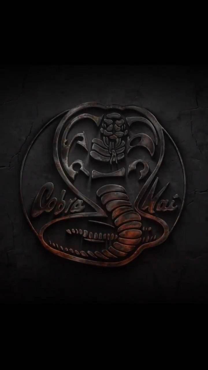 Cobra Kai Logo Android Wallpapers 720x1280