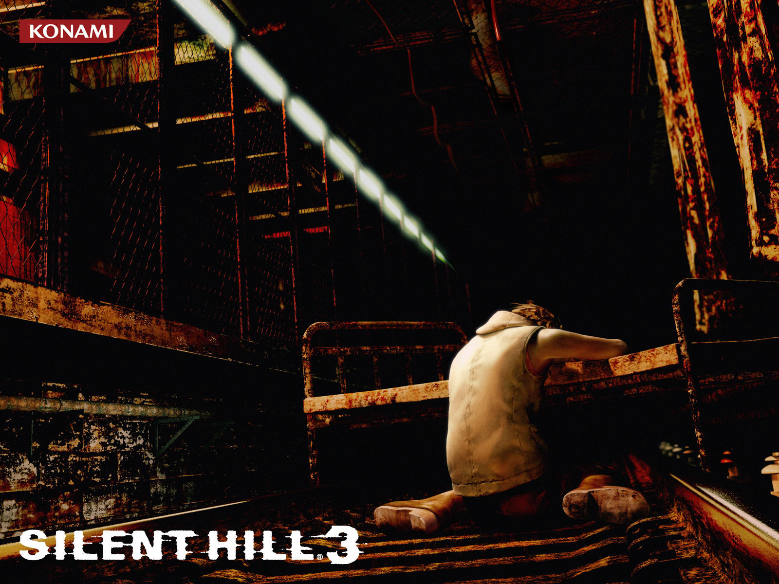 SH3 wallpaper   Silent Hill 3 Wallpaper 14849667 1600x1200