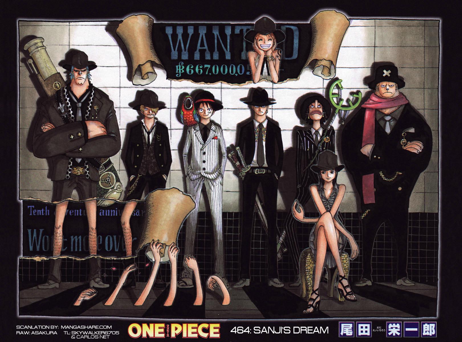 One Piece images Straw Hat Crew Bounty wallpaper photos 9751095 1621x1200