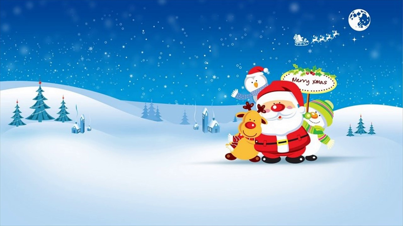 Christmas Wallpapers Xmas HD Desktop Backgrounds 1280x720