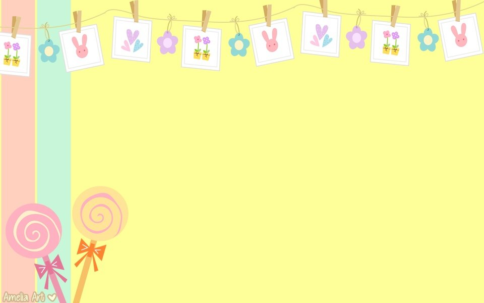 Background Cute by Amelia by ameliastepphanie 960x600