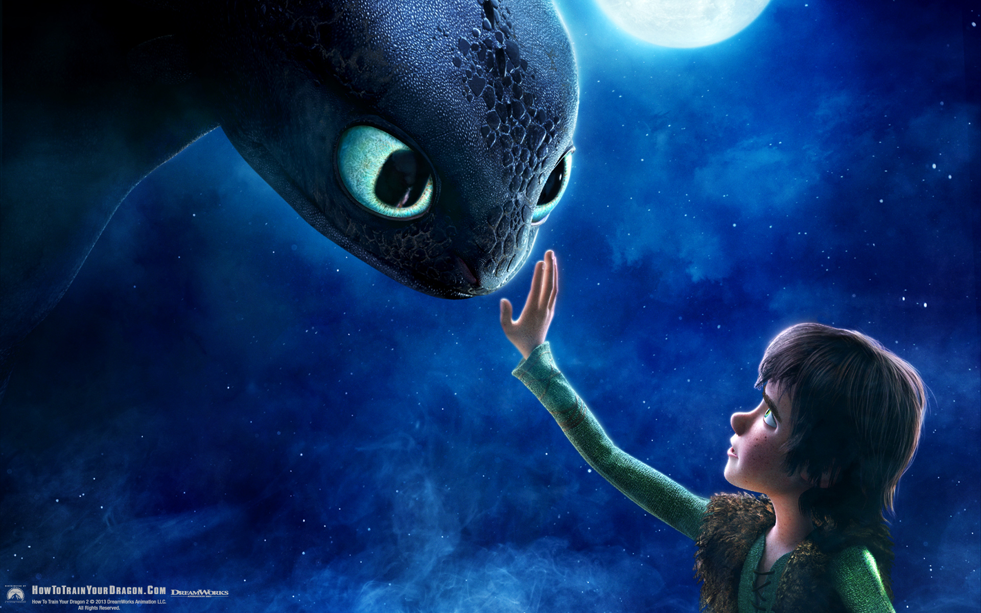 Gallery For gt Toothless And Hiccup Touch 1920x1200