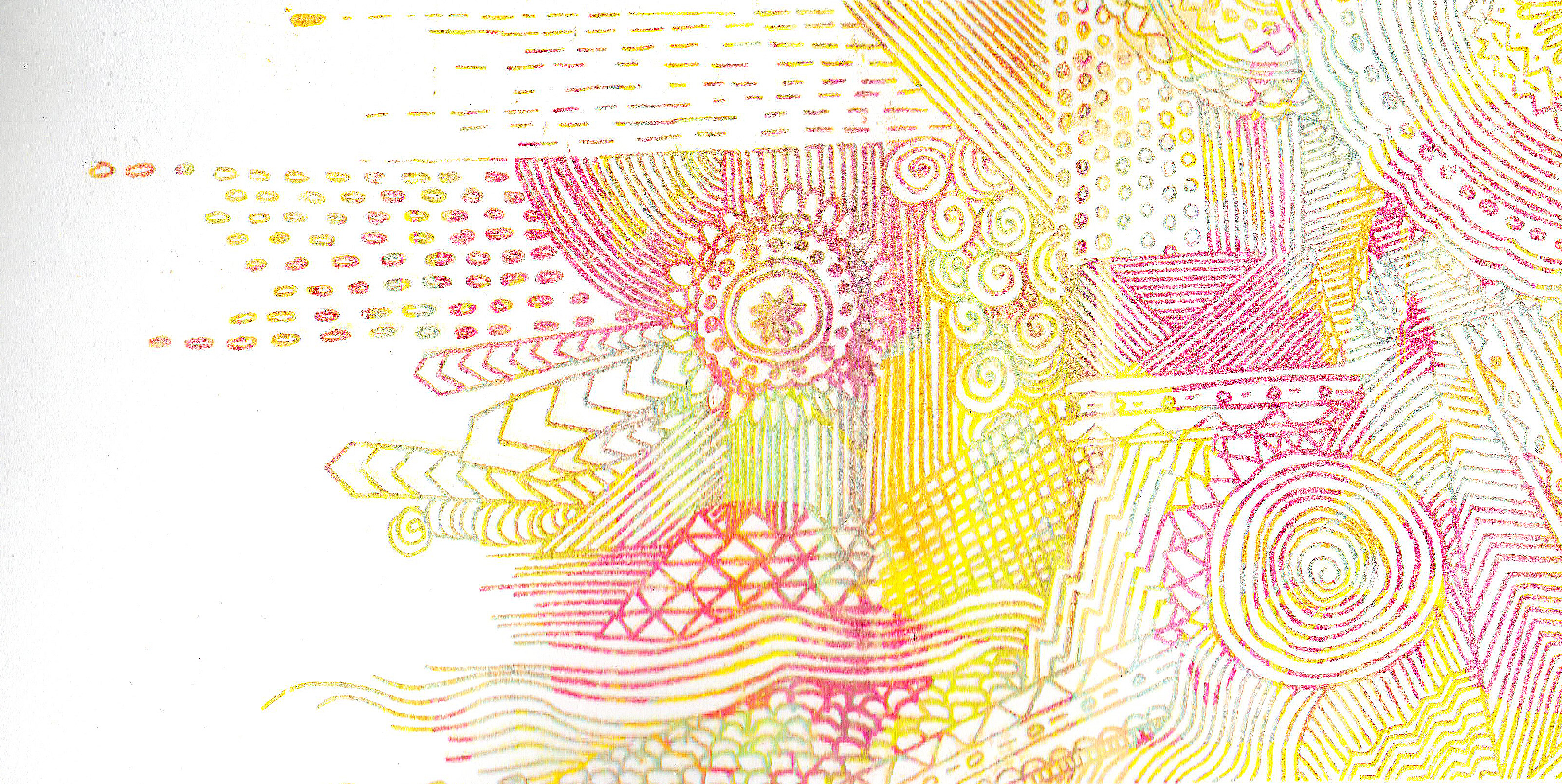 Screenprints of aztec background sarahmmortimer 3209x1612