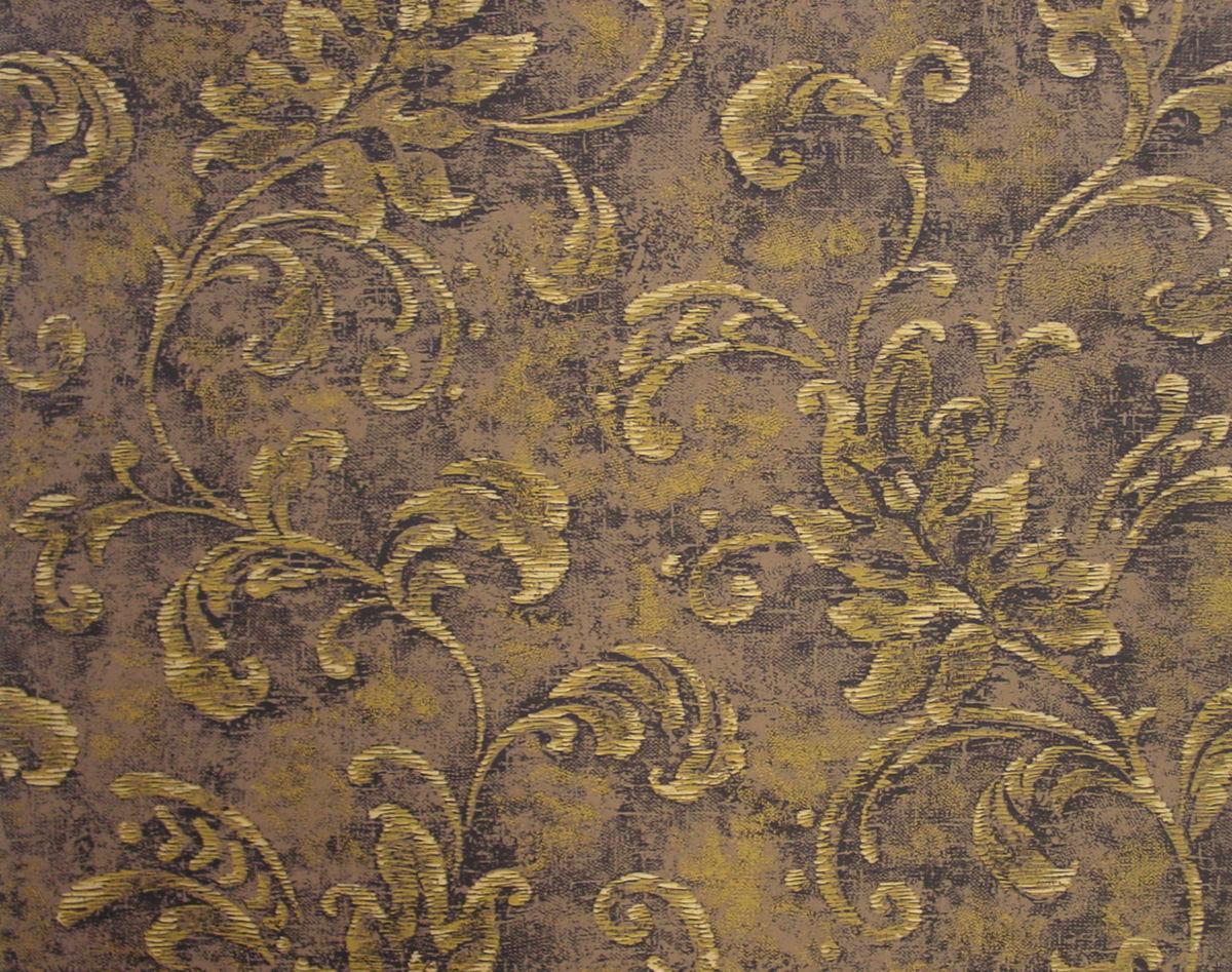 Gold Leaf Wallpaper Wallpapersafari