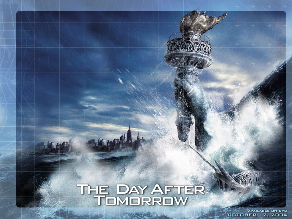 The Day After Tomorrow Wallpaper 1024x768
