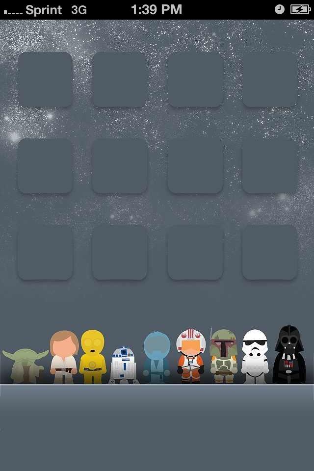 49 Star Wars Iphone 6 Wallpaper On Wallpapersafari