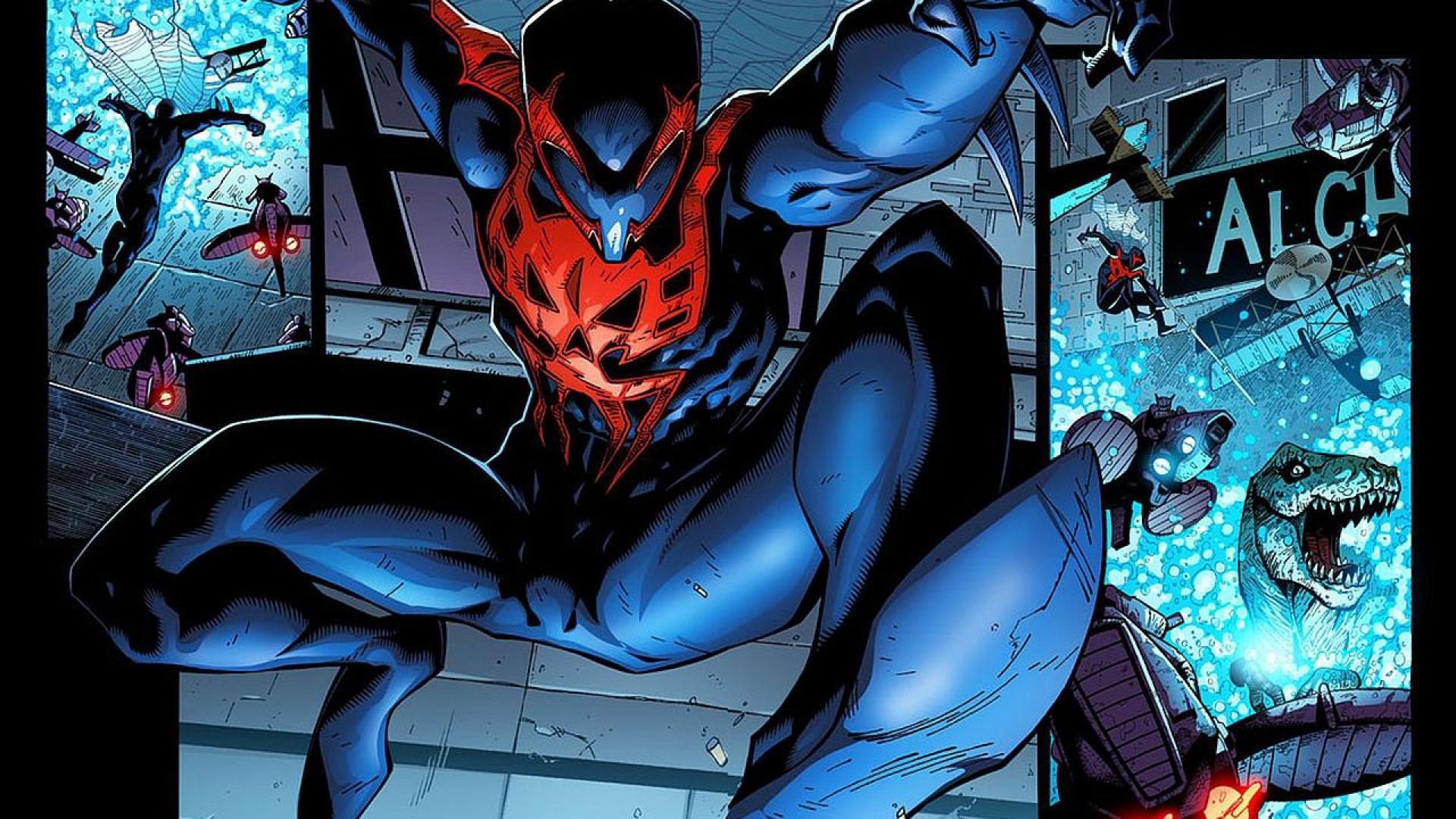 Spider man 2099   126535   High Quality and Resolution Wallpapers 1920x1080