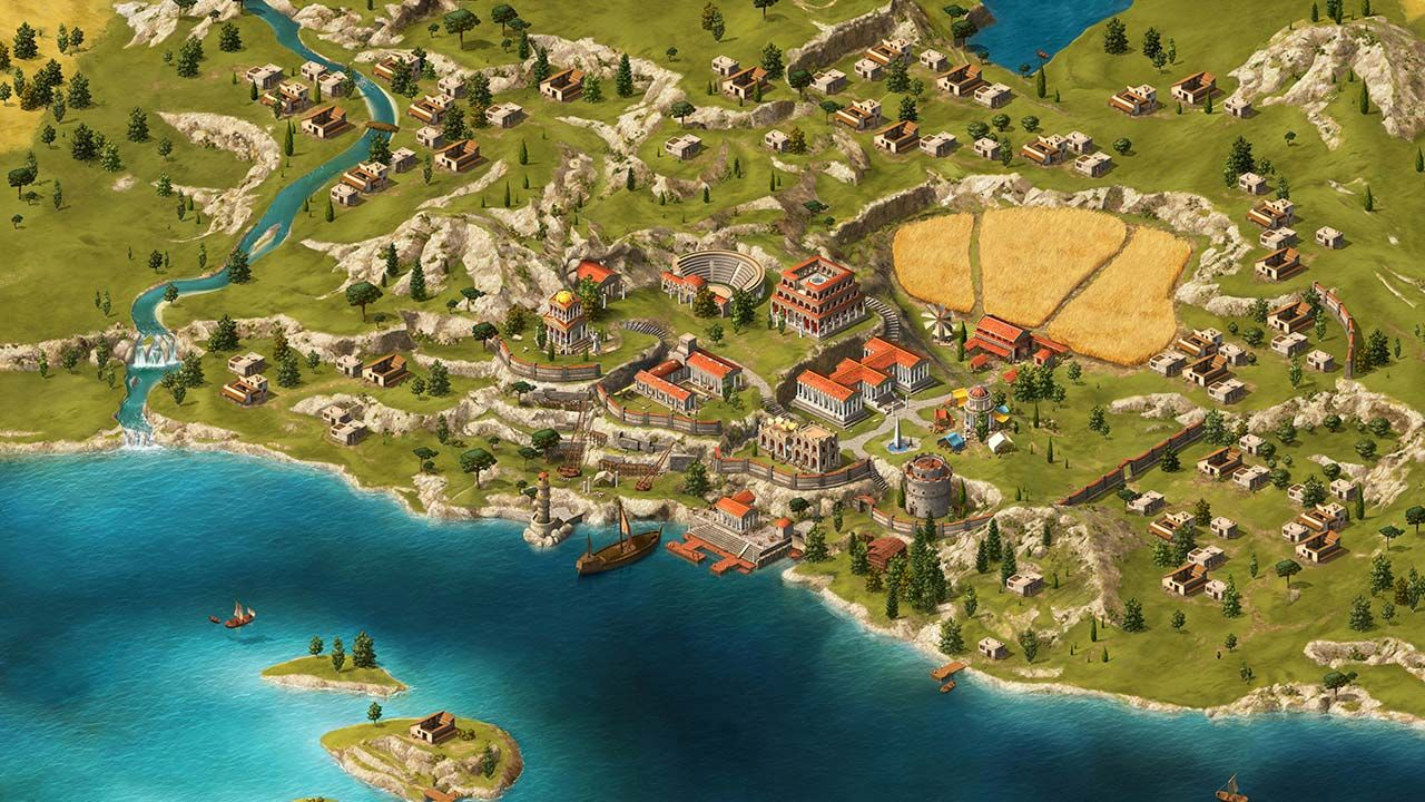 Innogames the developers behind Grepolis are happy to announce 1280x720