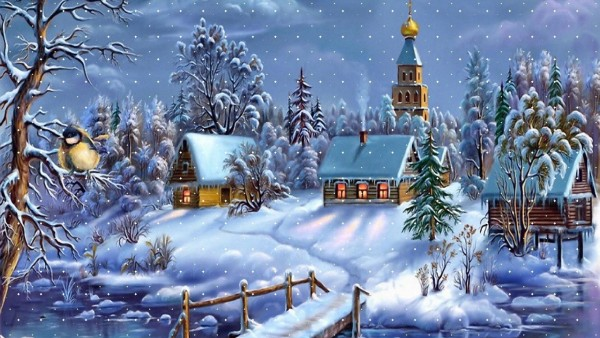 White Christmas wallpaper wallpapers   4K Ultra HD Wallpapers download 600x338