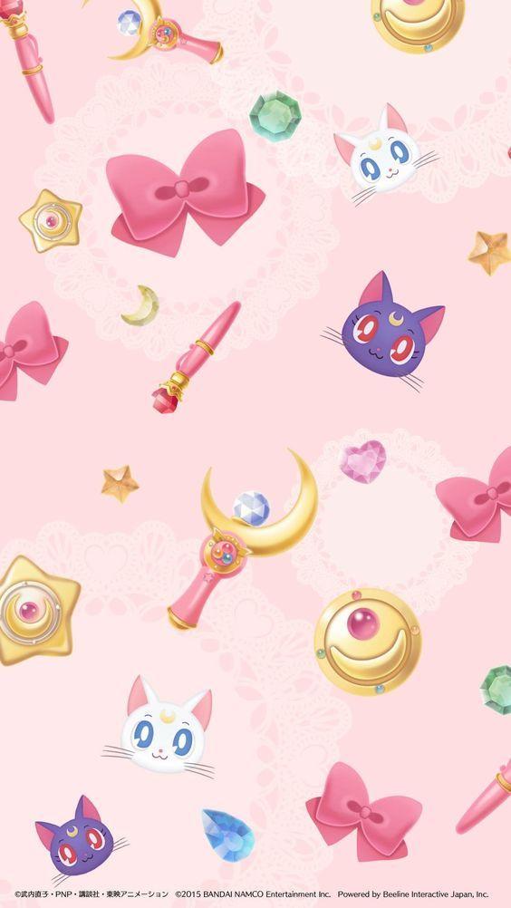 Image result for kawaii harajuku wallpaper Wallpapers Sailor 564x1002