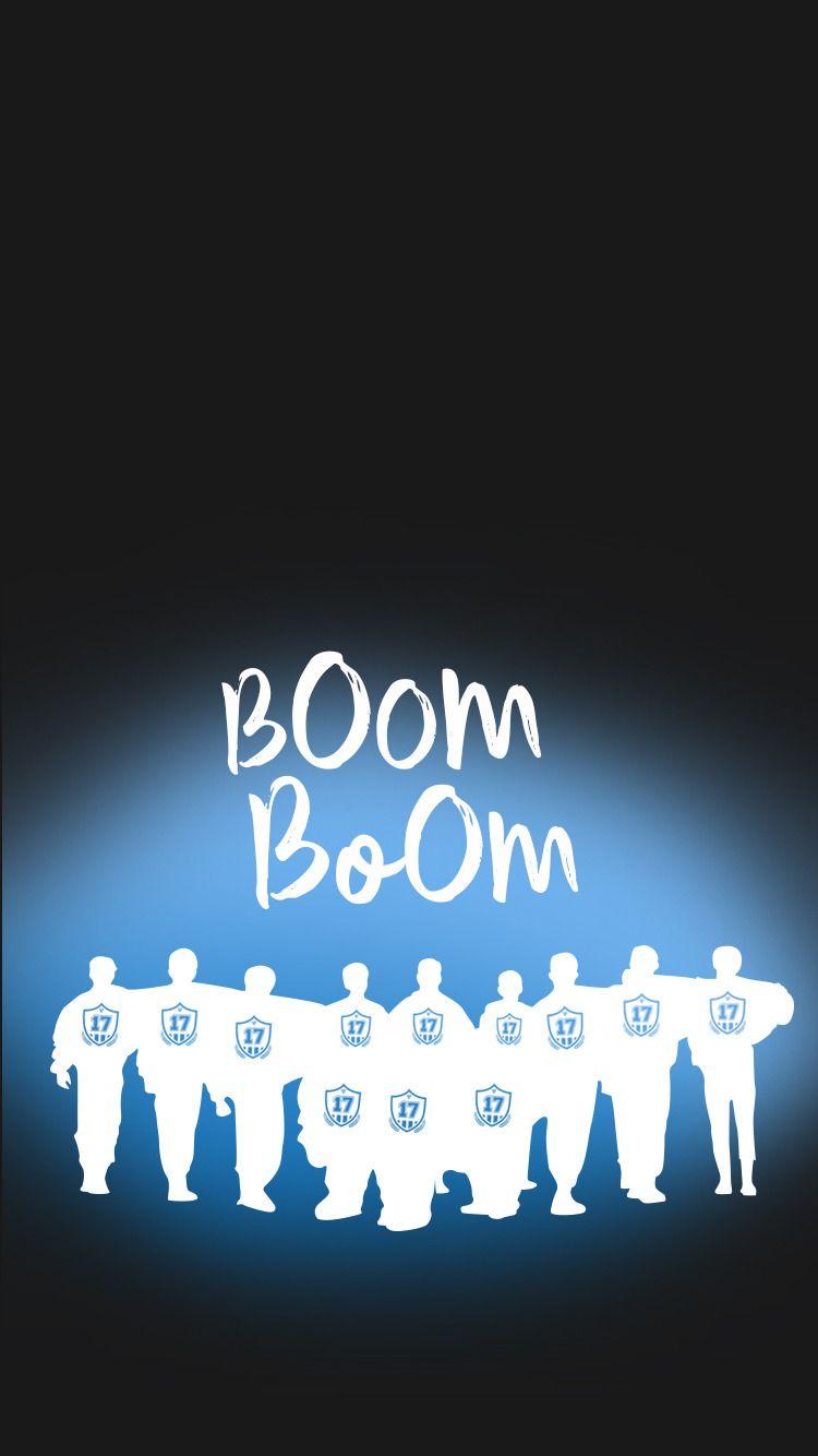 SVT Seventeen Boom Boom wallpaper lockscreen kpop KPop 750x1334