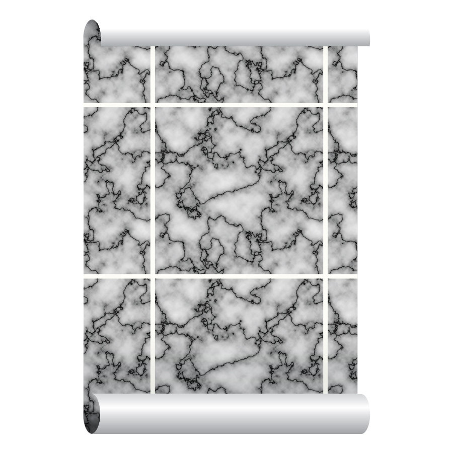 Self adhesive Removable Wallpaper Marble Tiles by EazyWallpaper 900x900