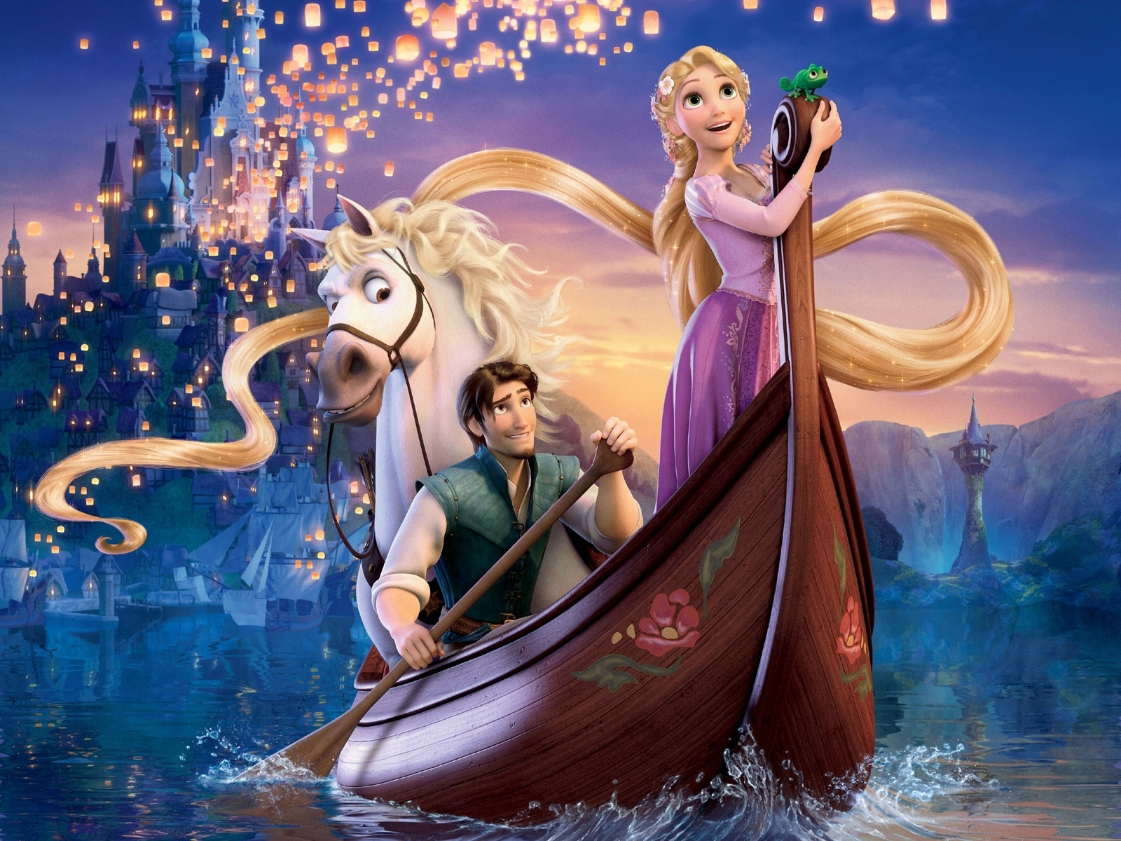 Rapunzel Wallpapers Desktop Wallpapers 1600x1200