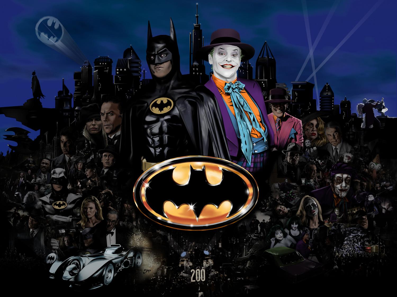 Batman 1989 Wallpaper - WallpaperSafari