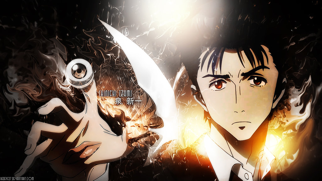Why Watch Parasyte The Maxim MEGANE RED 1024x576