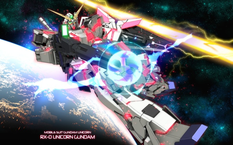 Home Gallery Mobile Suit Gundam Unicorn Wallpapers UNICORN 790x494